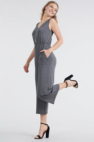THE LETS BE BASIC JUMPSUIT