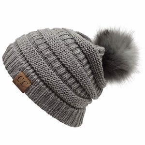THE POM WONDERFUL - LIGHT MELANGE GREY