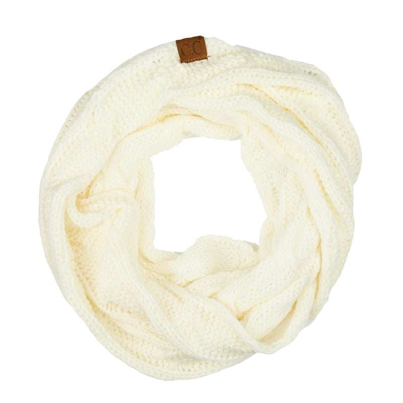 THE SCARF ME UP - IVORY