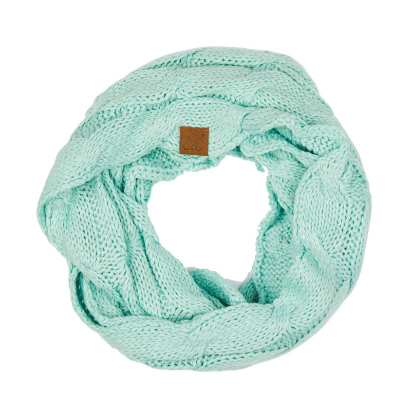 THE SCARF ME UP - MINT