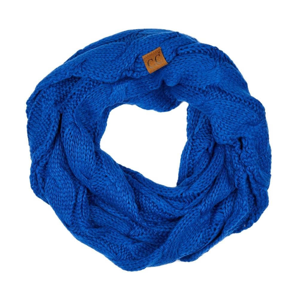 THE SCARF ME UP - ROYAL