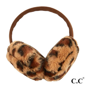 THE LEOPARD MUFFS
