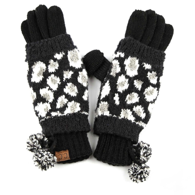 THE WILDLIFE GLOVES - BLACK