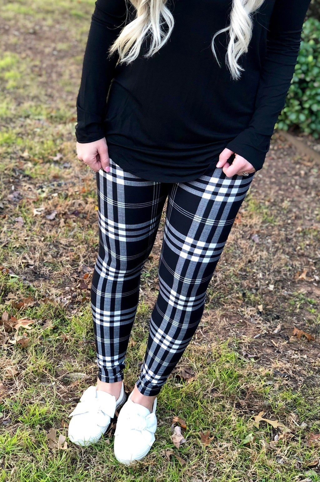 THE PLAID PRINT