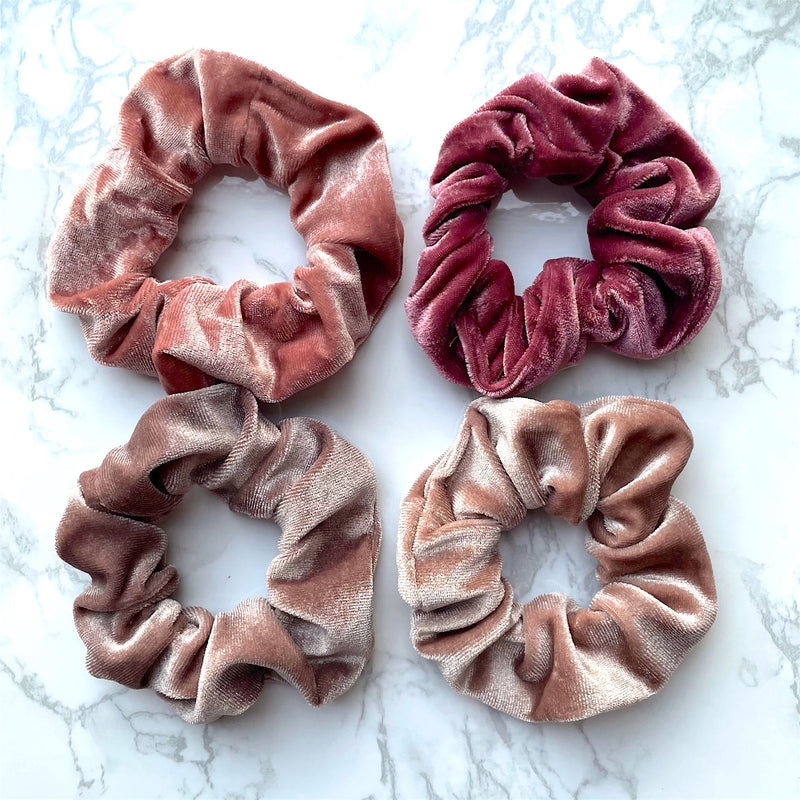 THE SCRUNCHIE SOLUTION - COSMOPOLITAN