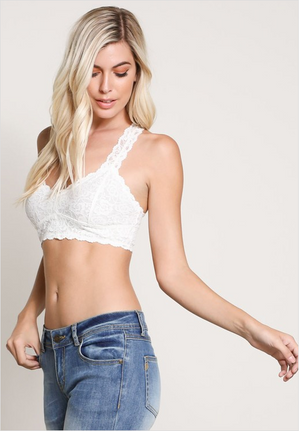 THE LACEY DAZE IVORY