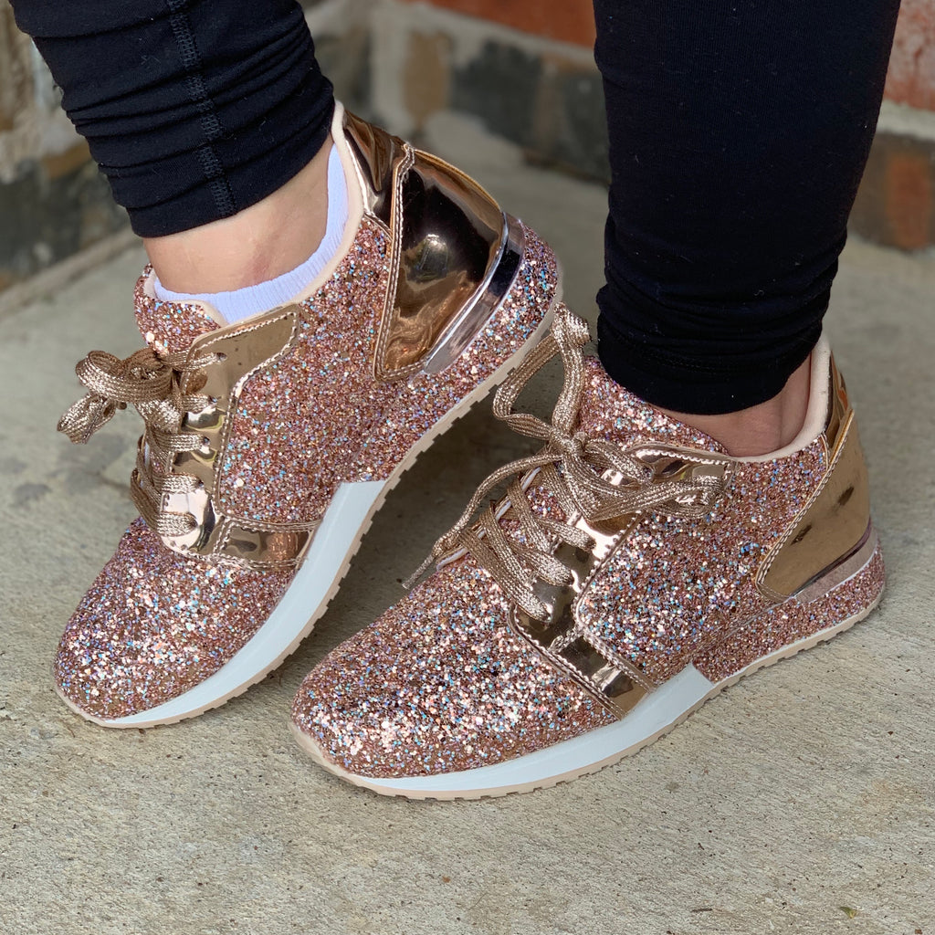 THE BUBBLY SNEAKER