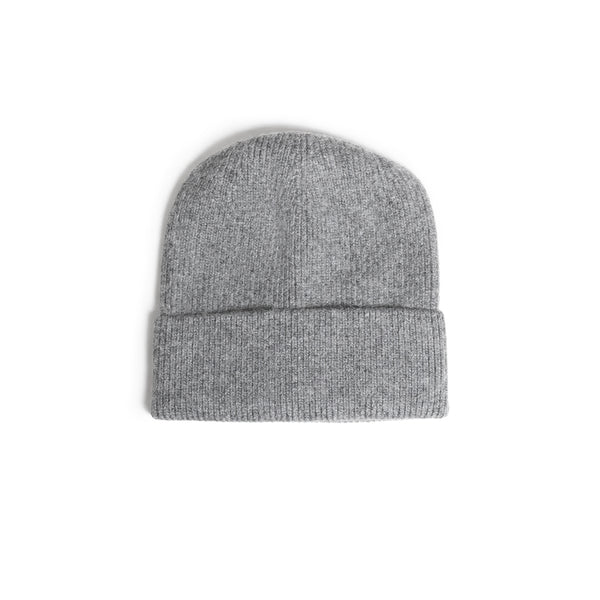 Grey Wool Toque