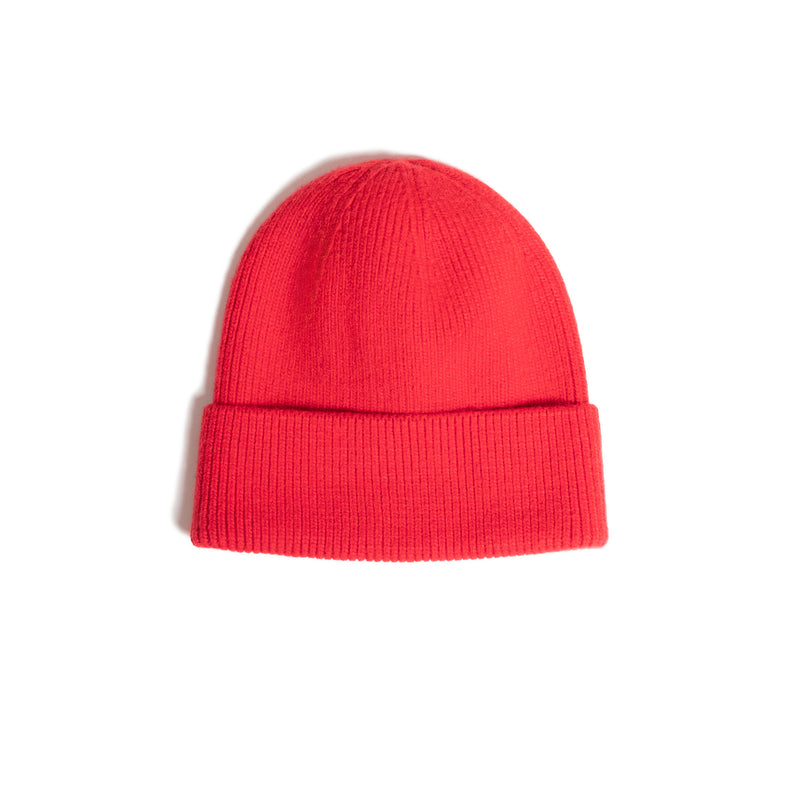 Red Wool Toque