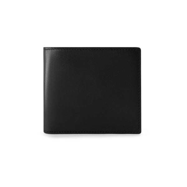 Bi Fold Wallet Smooth Leather