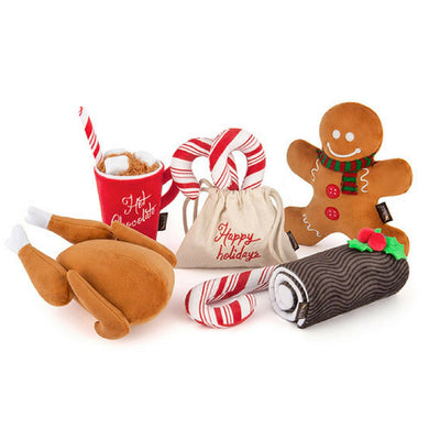 Holiday Classic Holly Jolly Gingerbread Man