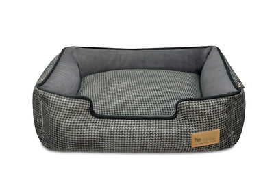 Houndstooth Lounge Bed