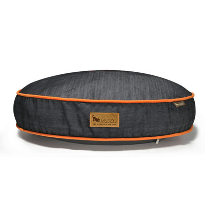 Urban Denim Round Bed