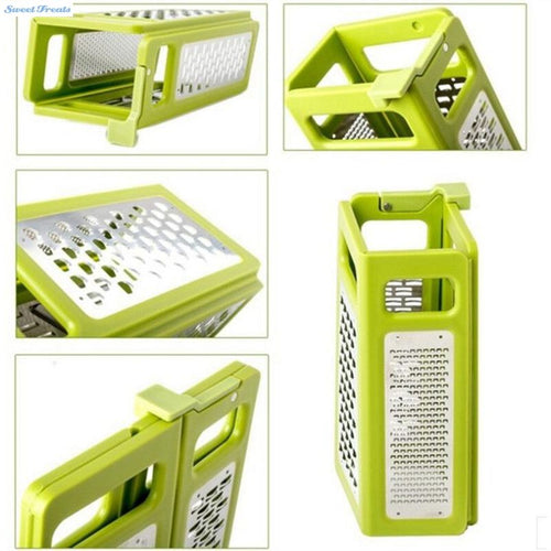 Foldable Box Grater