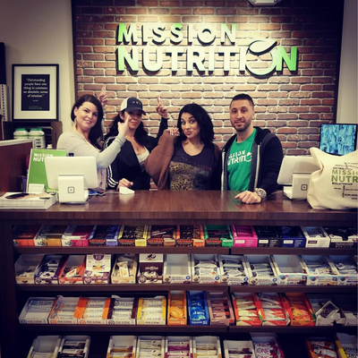 3 Broads on Keto @ Mission Nutrition (Huntington)