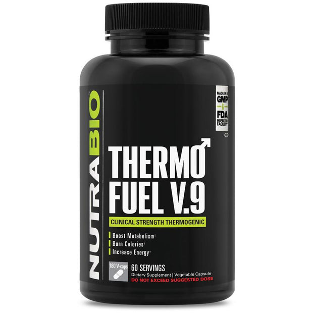 ThermoFuel V9 for Men (180 Vegetable Capsules)