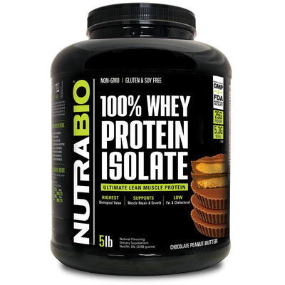 100% Whey Protein Isolate (73 Servings)
