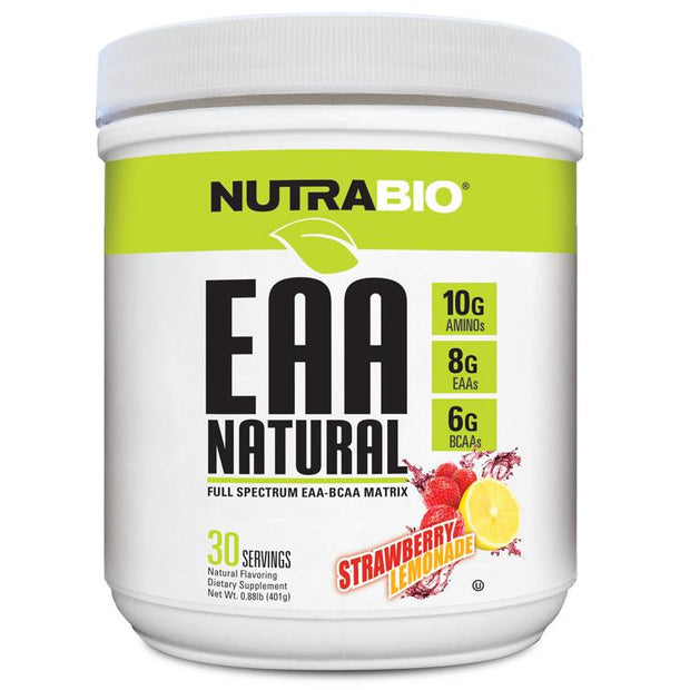EAA Natural (Strawberry Lemonade) - 30 servings