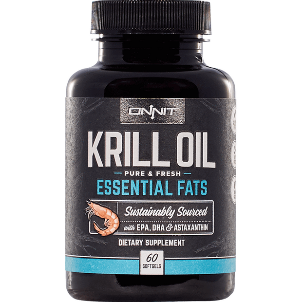 Sustainable Krill Oil