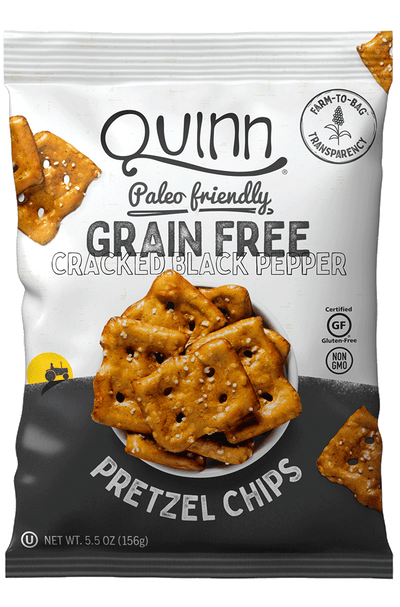 Grain Free Pretzel Chips 5.5 oz