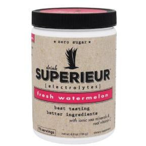 Superieur Electrolytes Fresh Watermelon 70 Servings