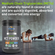 Keto Organic MCT Powder - 30 Servings