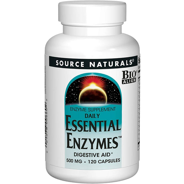Daily Essential Enzymes (Bio-Aligned)