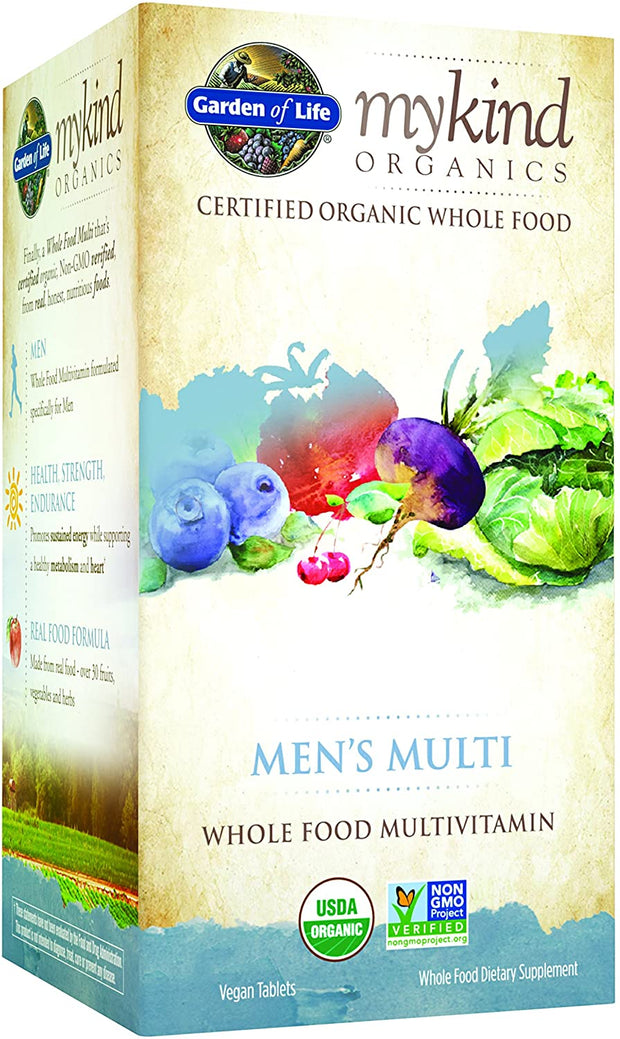 MyKind Organic Multivitamin Men