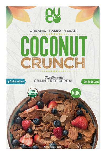 Coconut Crunch Grain-Free Cereal 10.58 oz