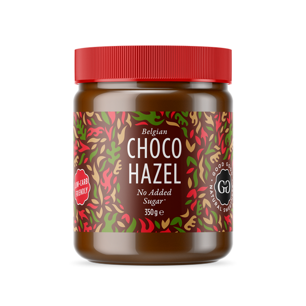 Choco Hazel with Stevia - 12 oz.