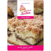Cinnamon Coffee Cake Mix Low Carb 7.5oz
