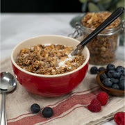 No Sugar Added Cinnamon Almond Crunch Granola