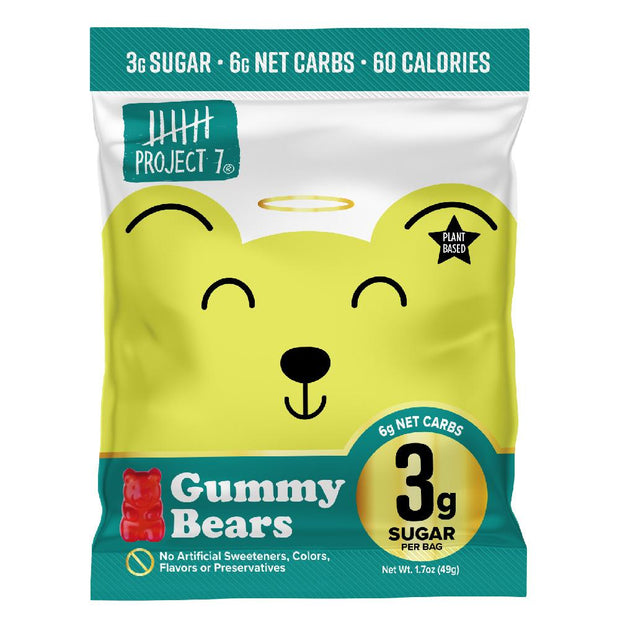 Gummy Bears 1.7 oz