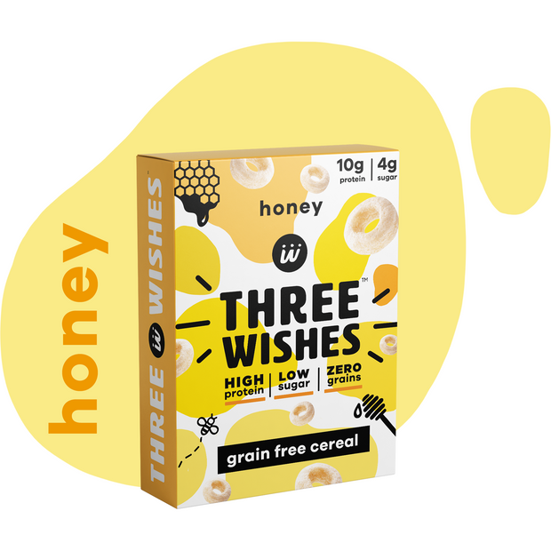 Three Wishes Grain Free Cereal