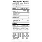 Gluten-Free Grain-Free Crackers 5.5 oz