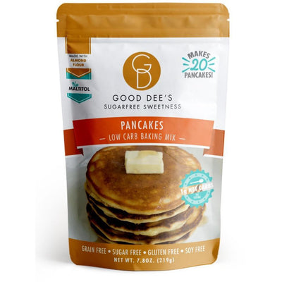Pancake Low Carb Mix