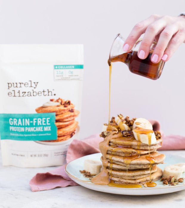 Grain-Free Collagen Protein Pancake Mix 10 oz