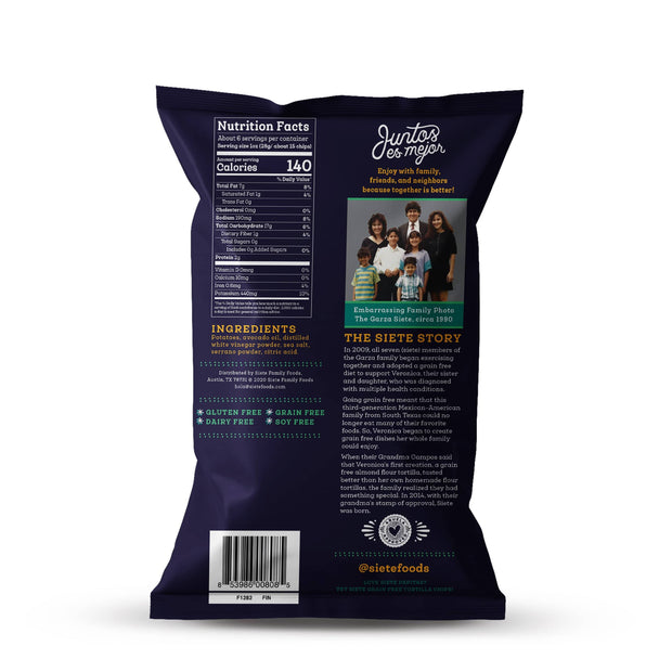 Kettle Cooked Potato Chips 5.5 oz