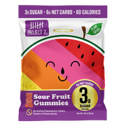 Sour Fruit Gummies 1.8 oz