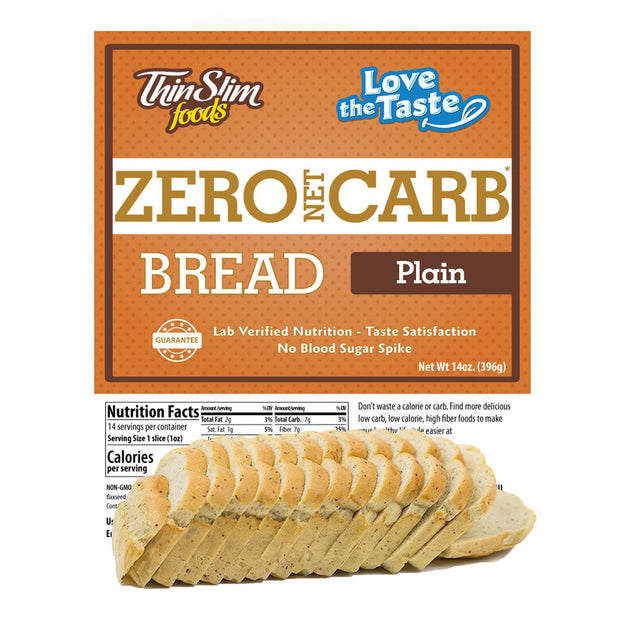 Love-The-Taste Low Carb Bread (Plain)