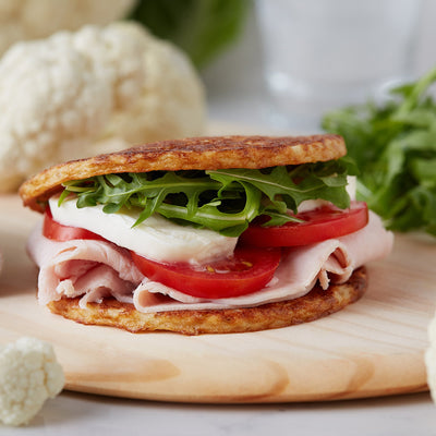 Cauliflower Sandwich Thins (6 Slices)