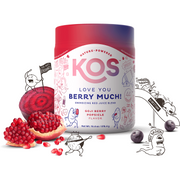 KOS - Love you Berry Much (Goji Berry Popsicle) 13.29 oz