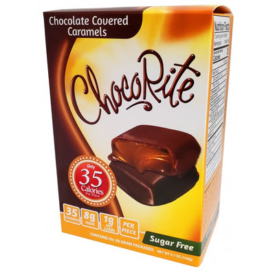 Chocorite Chocolate Covered Caramels Value Pack