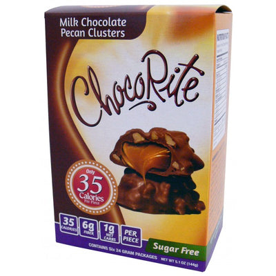 Chocorite Milk Chocolate Pecan Cluster Value Pack