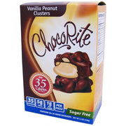 Chocorite Vanilla Peanut Cluster Value Pack