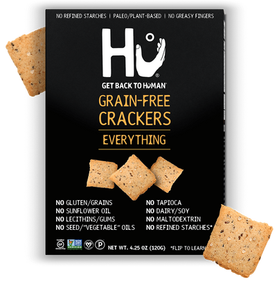 Grain-Free Crackers 4.25 oz