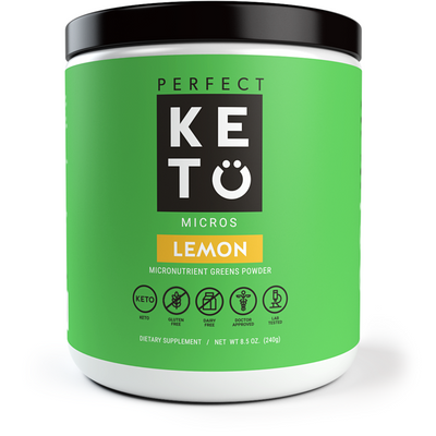 Keto Greens (20 Servings)
