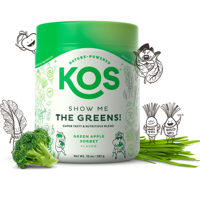 KOS - Organic Daily Greens