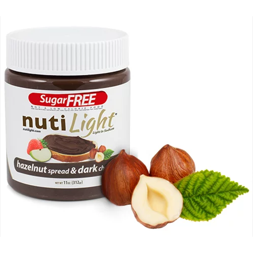 Nuti Light Hazelnut Spread
