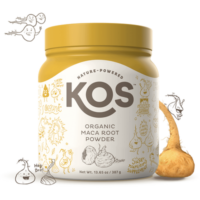 KOS - Organic Maca Root Powder 13.65 oz